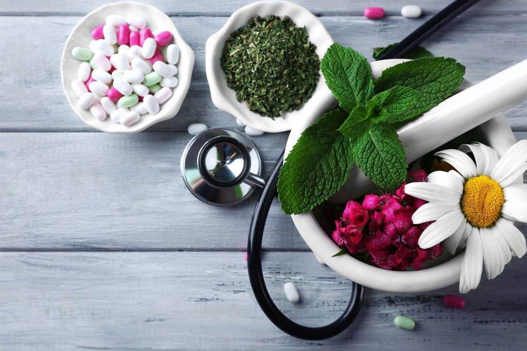 Naturopathic Primary Care